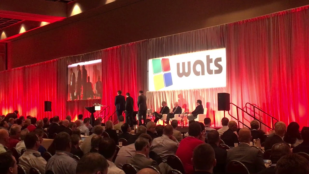 First Among Equals – CAT Awards 2018 Announced At WATS2018